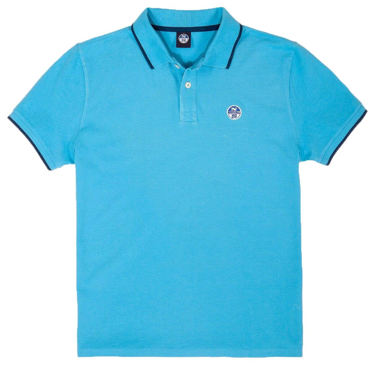 NORTH-SAILS-Mens-Legacy-Heritage-Short-Sleeve-Polo-Shirt-SALE-RRP-50 thumbnail 80