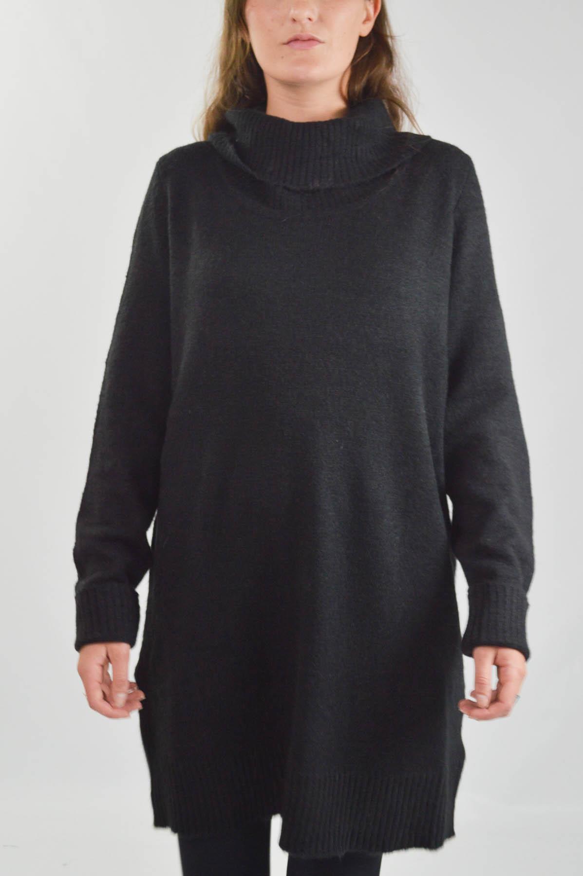 RRP £35 Women`s New Esprit Cowl Neck Jumper Dress UK Sizes 6-8-10-12-14-16