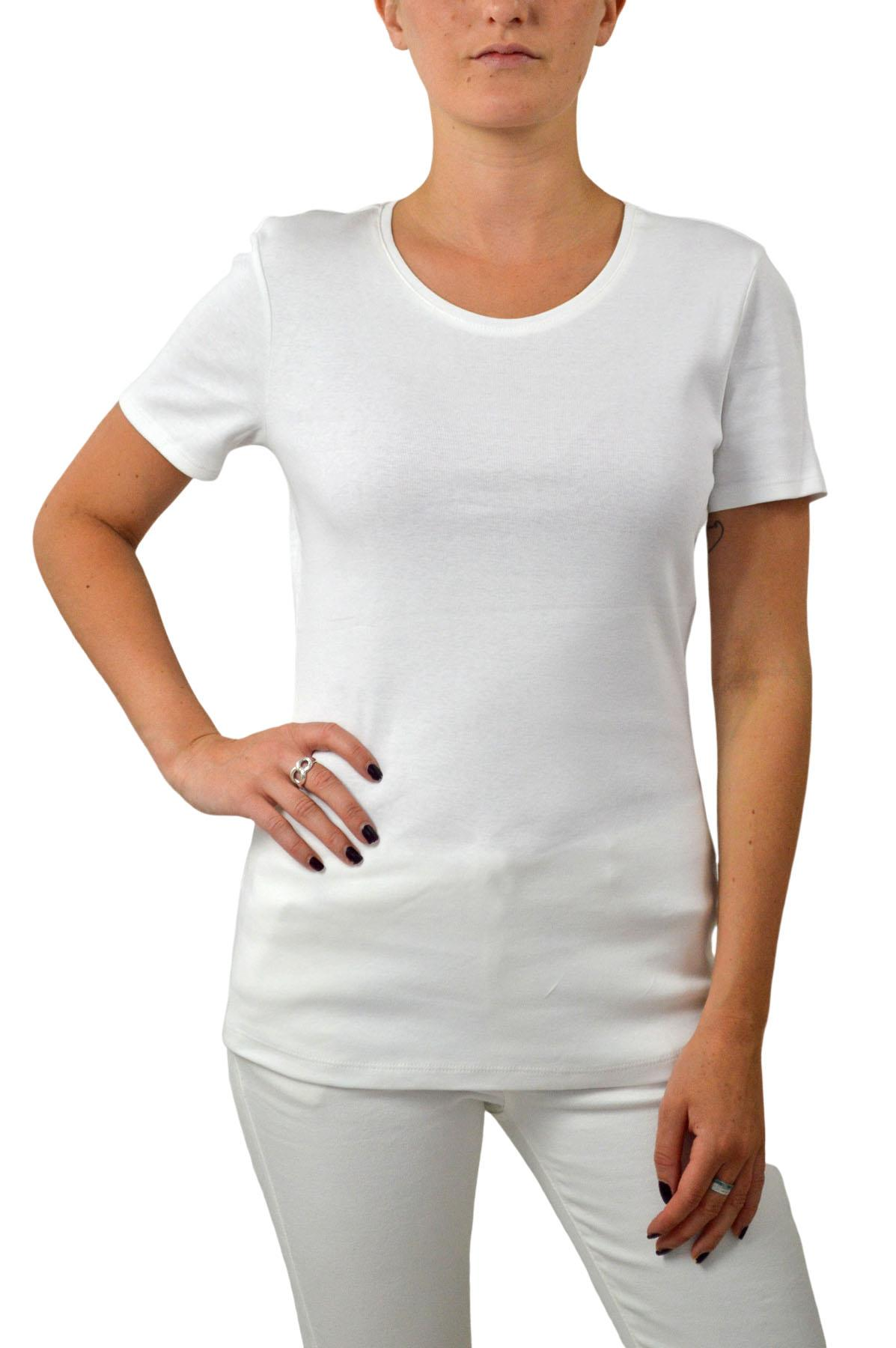 M-amp-S-Ladies-Short-Sleeve-Cotton-T-Shirt-Slim-Fit-Curved-Hem-Size-4-to-24 thumbnail 24
