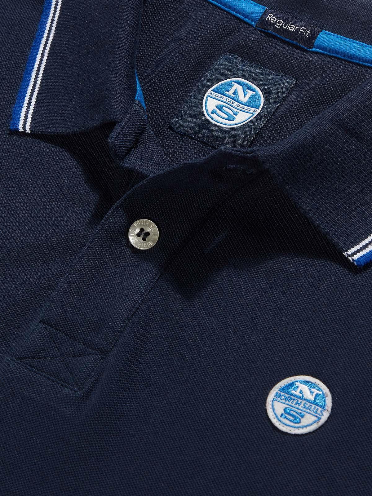 NEW-North-Sails-Legacy-Heritage-Mens-Cotton-Polo-Shirt-Top-Size-S-M-L-XL-XXL-3XL thumbnail 39