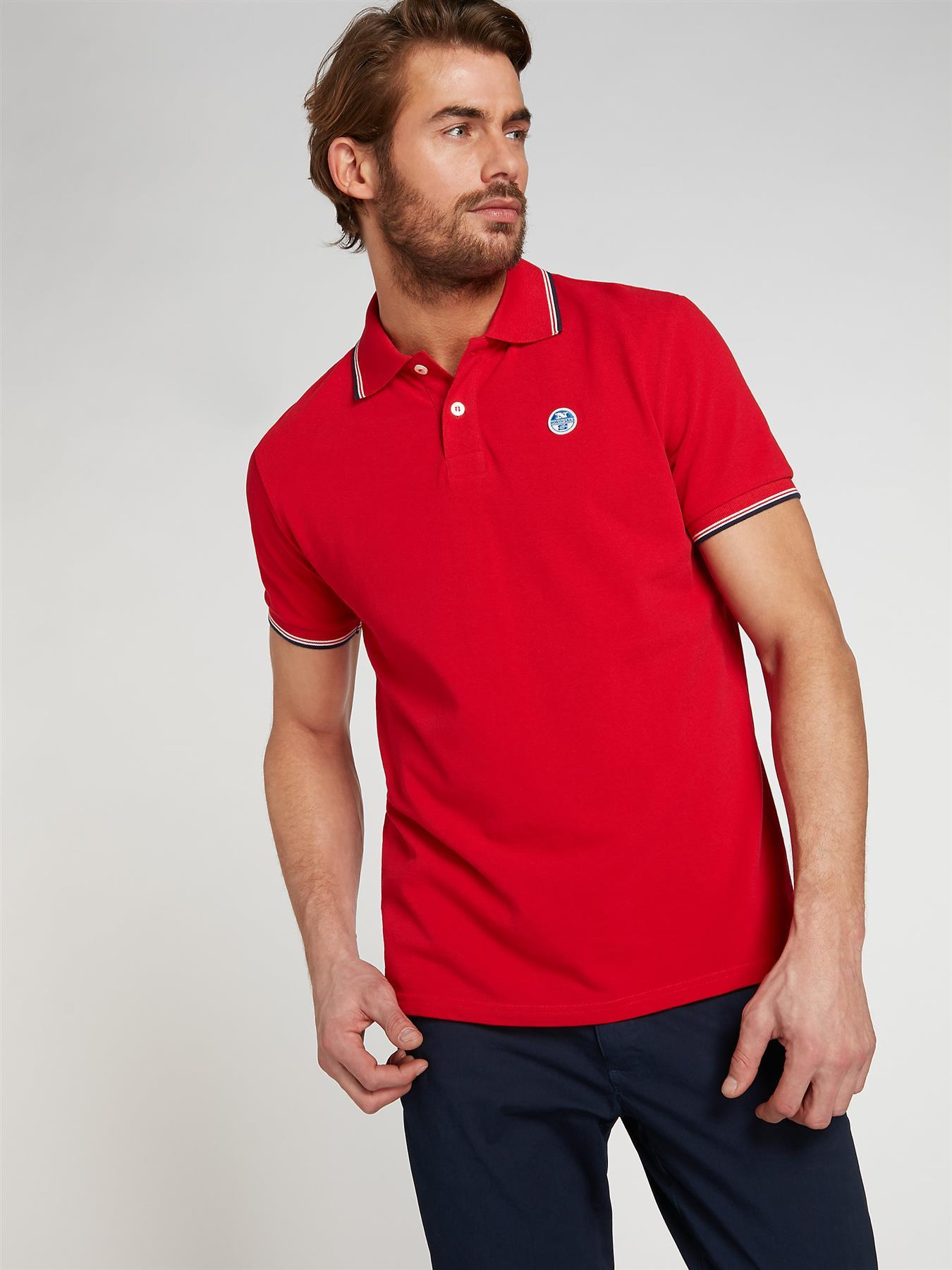 NEW-North-Sails-Legacy-Heritage-Mens-Cotton-Polo-Shirt-Top-Size-S-M-L-XL-XXL-3XL thumbnail 18