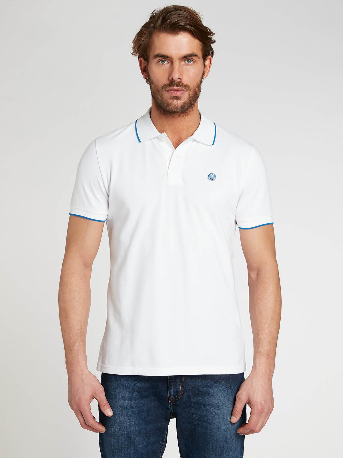 NEW-North-Sails-Legacy-Heritage-Mens-Cotton-Polo-Shirt-Top-Size-S-M-L-XL-XXL-3XL thumbnail 6