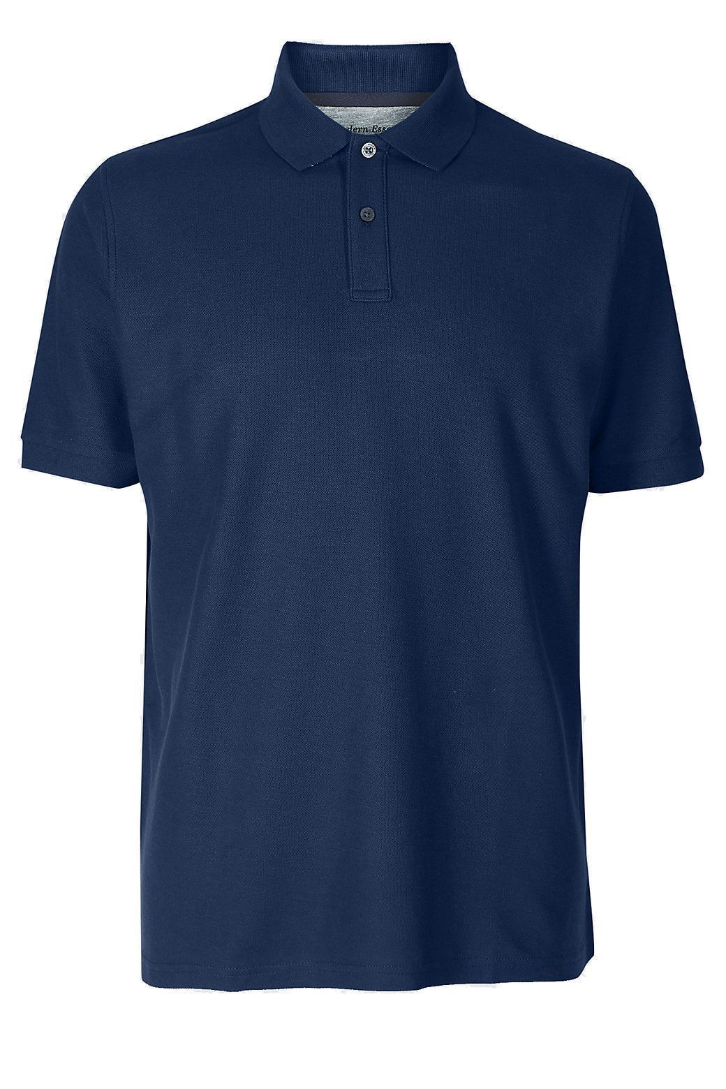 MARKS-amp-SPENCER-Mens-Classic-Cotton-Polo-Shirt-M-amp-S-All-Colours-and-Large-Sizes thumbnail 19