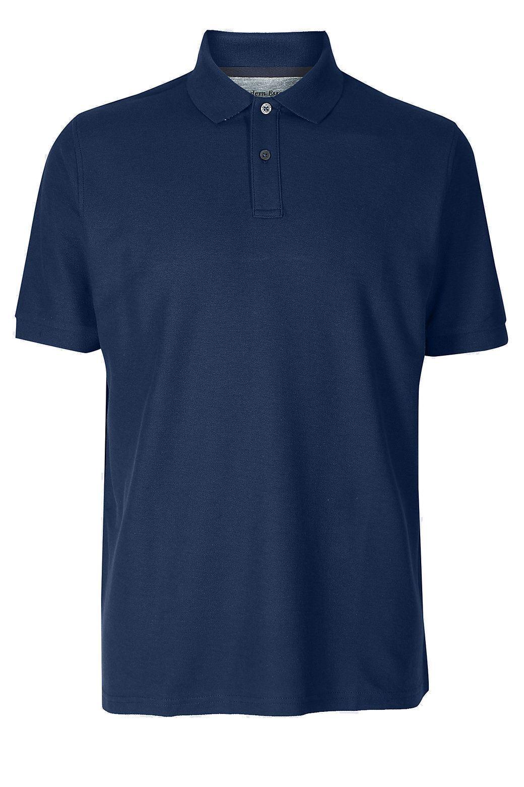 Marks-amp-Spencer-Camisa-Polo-Para-Hombre-Algodon-Clasico-M-amp-S-todos-los-colores-y-tamanos-de miniatura 19