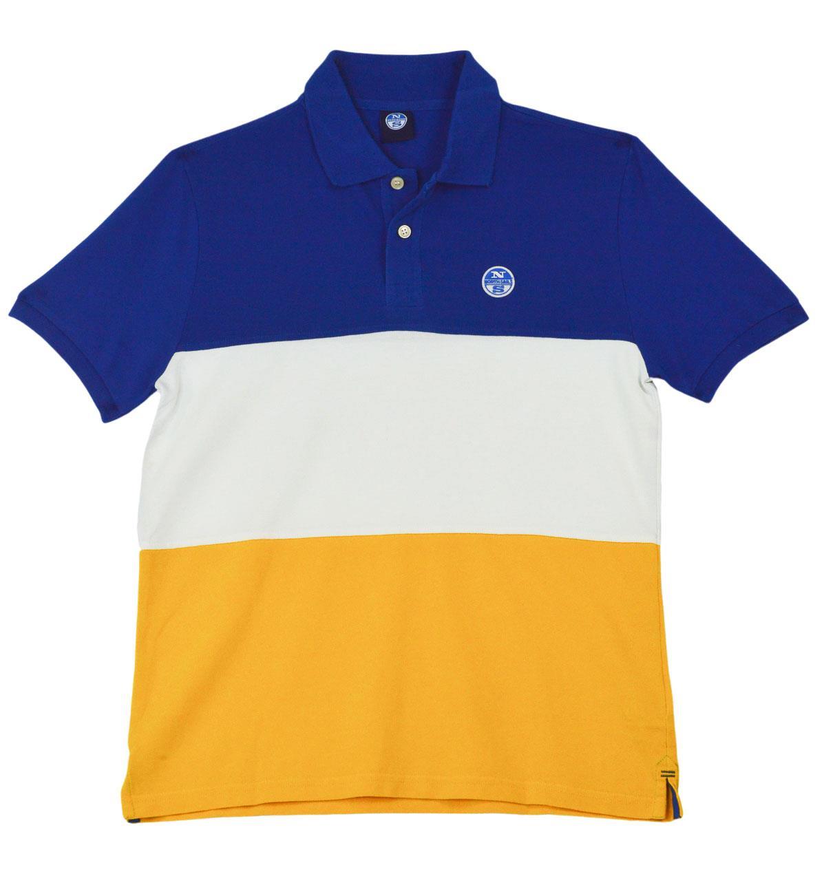 NORTH-SAILS-Mens-Legacy-Heritage-Short-Sleeve-Polo-Shirt-SALE-RRP-50 thumbnail 13