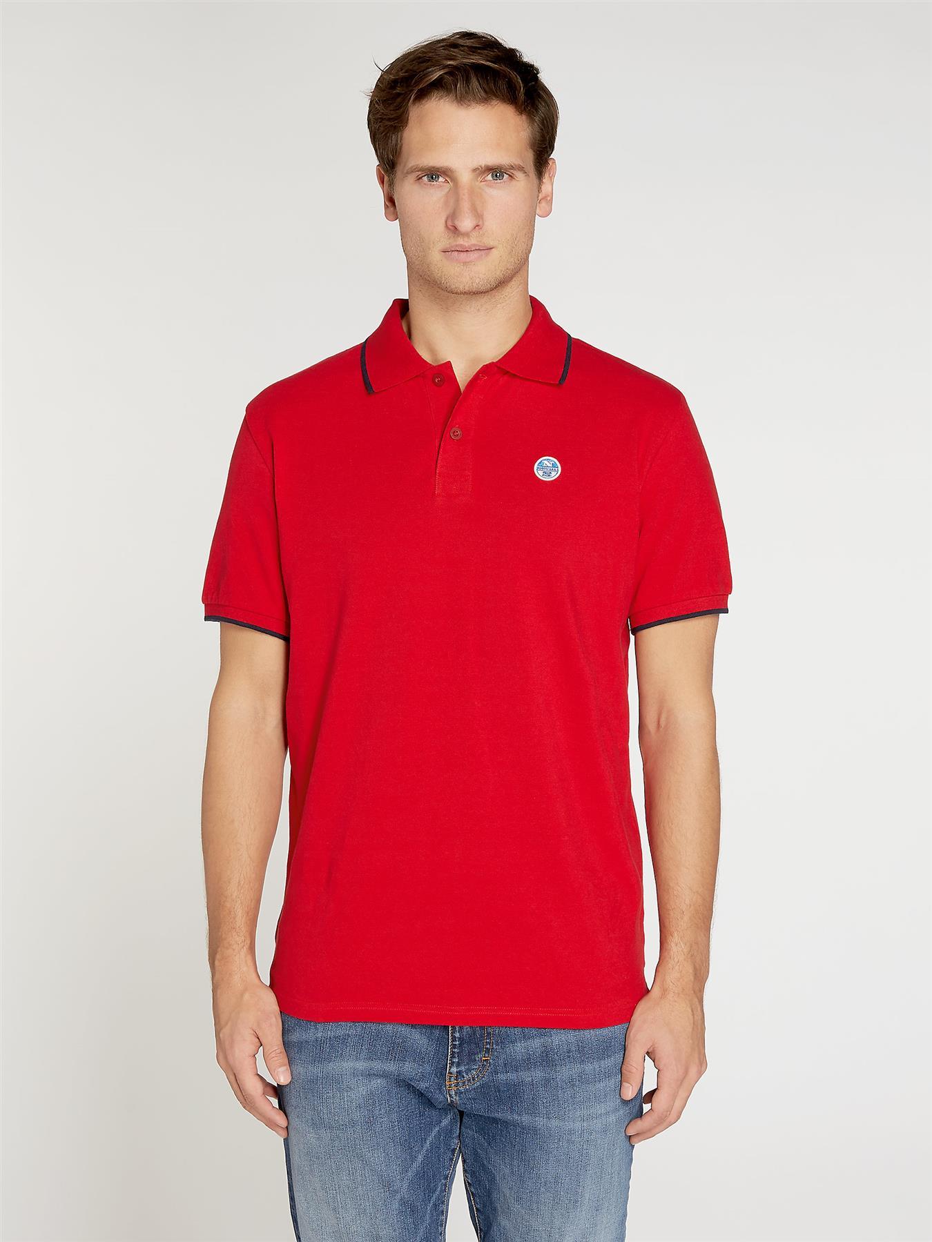 NORTH-SAILS-Mens-Legacy-Heritage-Short-Sleeve-Polo-Shirt-SALE-RRP-50 thumbnail 51