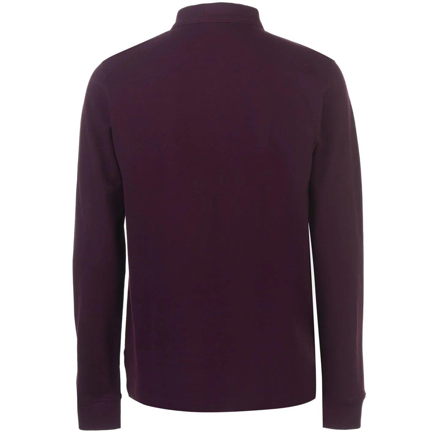 NEW-Pierre-Cardin-Mens-Long-Sleeve-Pure-Cotton-Polo-Shirt-Size-S-M-L-XL-XXL thumbnail 26
