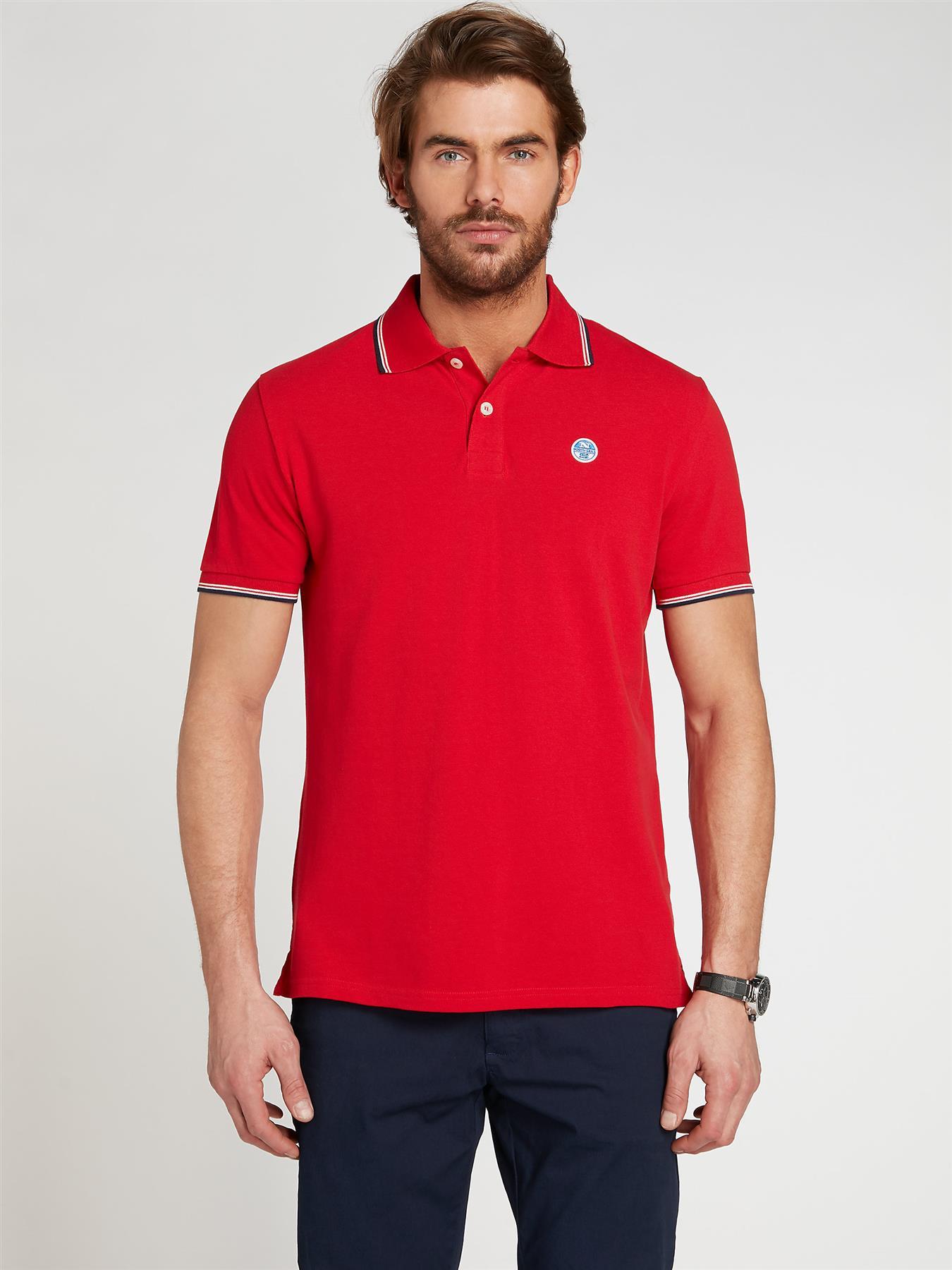 NORTH-SAILS-Mens-Legacy-Heritage-Short-Sleeve-Polo-Shirt-SALE-RRP-50 thumbnail 47