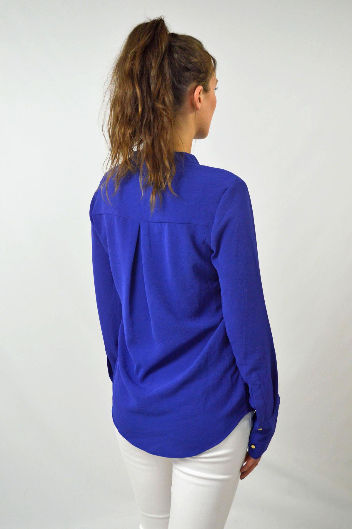 MARKS-amp-SPENCER-Womens-Long-Sleeve-V-Neck-Tunic-Blouse-Size-6-CLEARANCE thumbnail 20