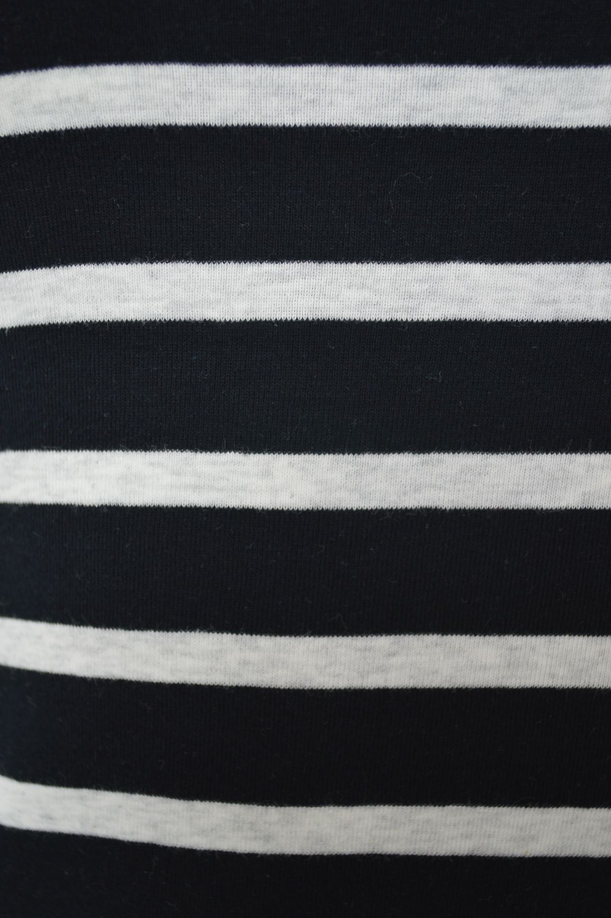 NEW-NEXT-Ladies-Black-or-Navy-White-Stripe-Long-Sleeve-T-Shirt-Top thumbnail 8