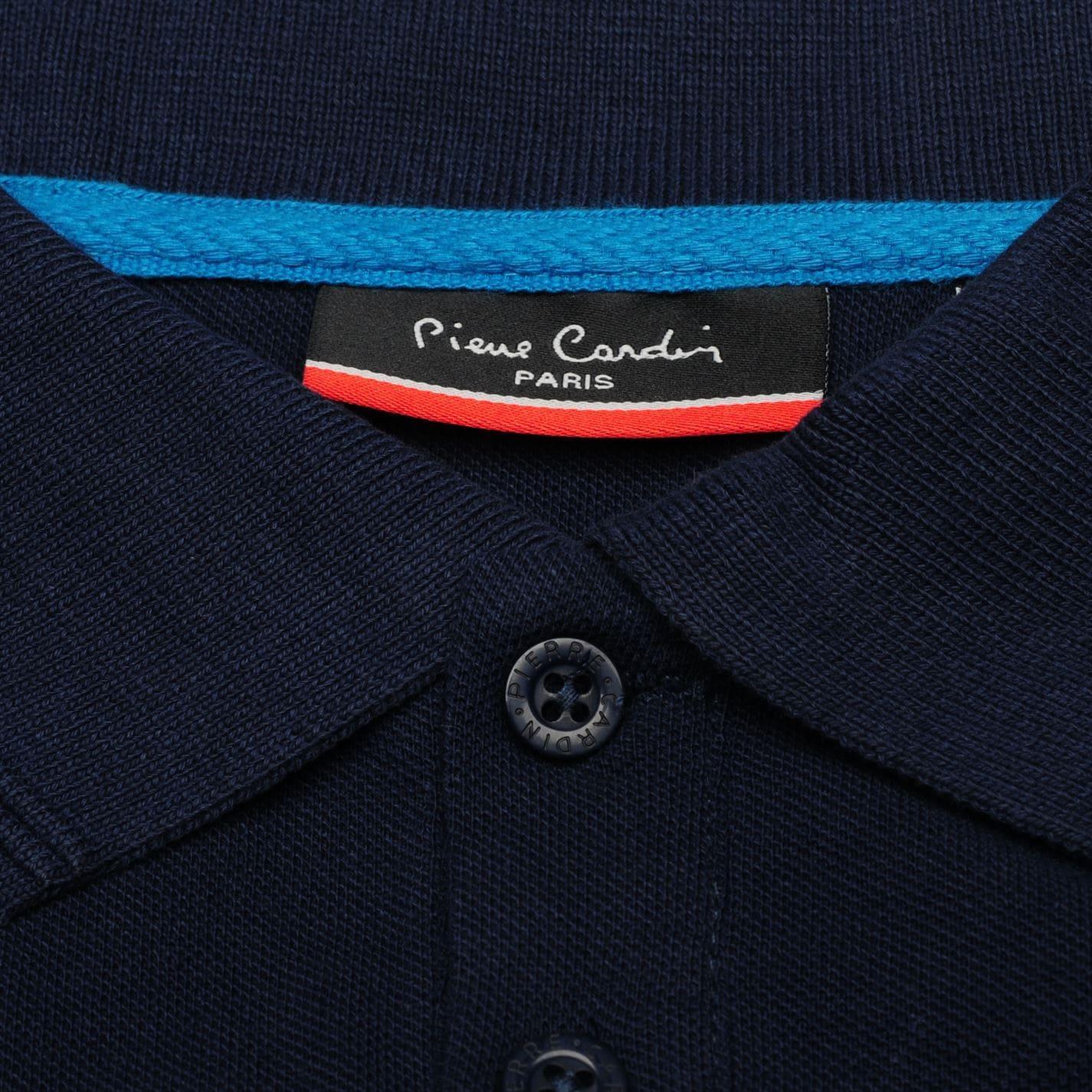 NEW-Pierre-Cardin-Mens-Long-Sleeve-Pure-Cotton-Polo-Shirt-Size-S-M-L-XL-XXL thumbnail 22