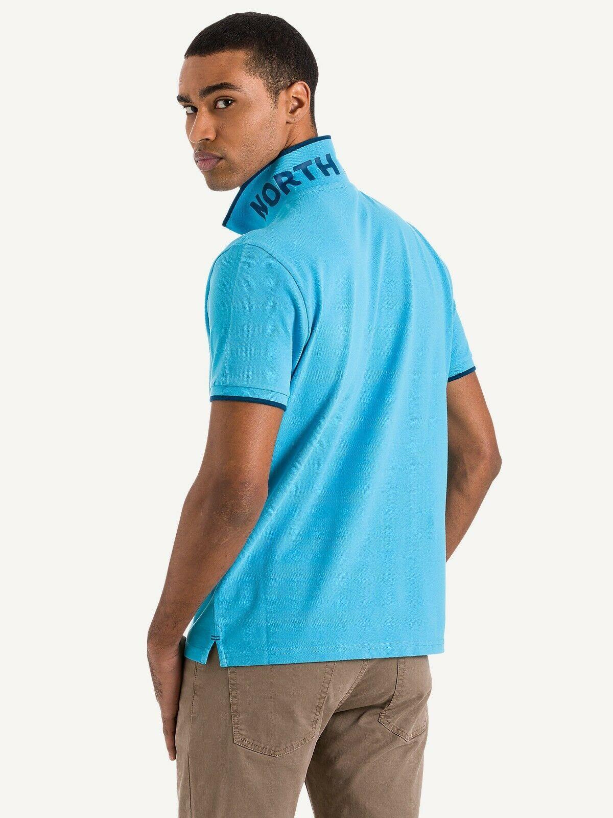 NORTH-SAILS-Mens-Legacy-Heritage-Short-Sleeve-Polo-Shirt-SALE-RRP-50 thumbnail 79