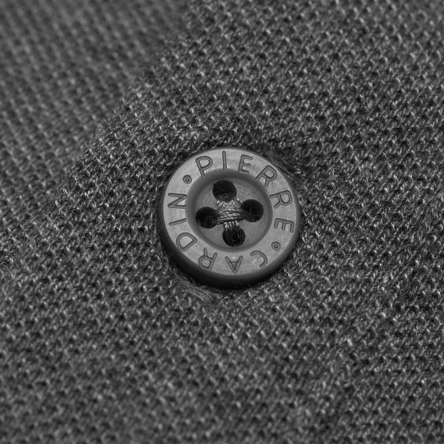 NEW-Pierre-Cardin-Mens-Long-Sleeve-Pure-Cotton-Polo-Shirt-Size-S-M-L-XL-XXL thumbnail 17