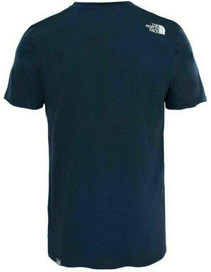 The-North-Face-Mens-TNF-Short-Sleeve-Tee-Cotton-T-Shirt-Crew-Neck-Top thumbnail 7