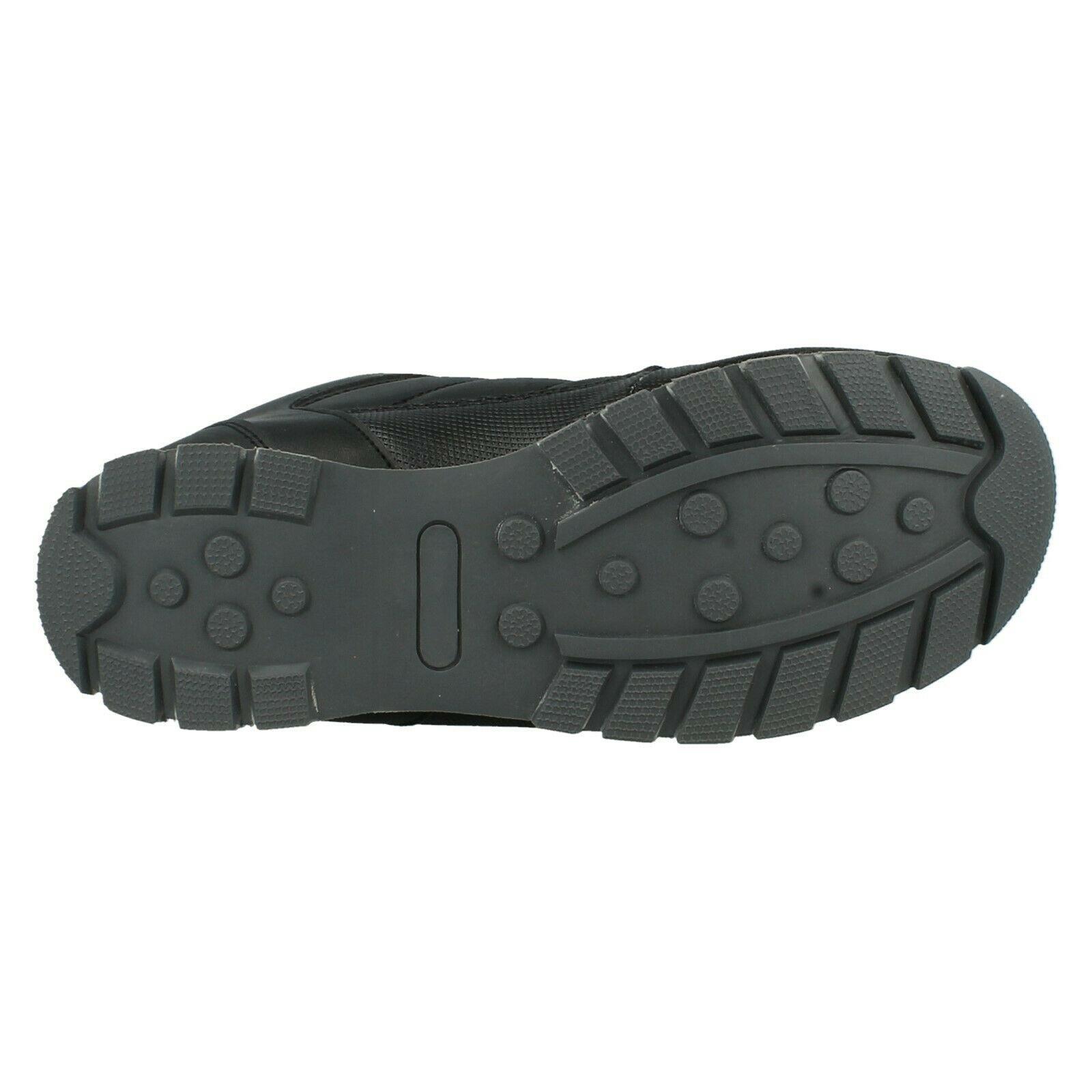 Henleys-unsunghero-Para-hombre-Botas-para-Caminar-Con-Cordones-Zapatos-De-Invierno-Al-Aire-Libre-7 miniatura 23