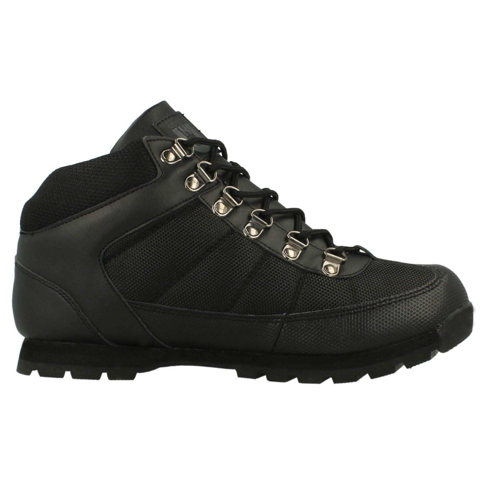 Henleys-unsunghero-Para-hombre-Botas-para-Caminar-Con-Cordones-Zapatos-De-Invierno-Al-Aire-Libre-7 miniatura 9