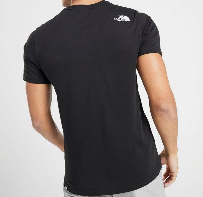 The-North-Face-Mens-TNF-Short-Sleeve-Tee-Cotton-T-Shirt-Crew-Neck-Top thumbnail 33