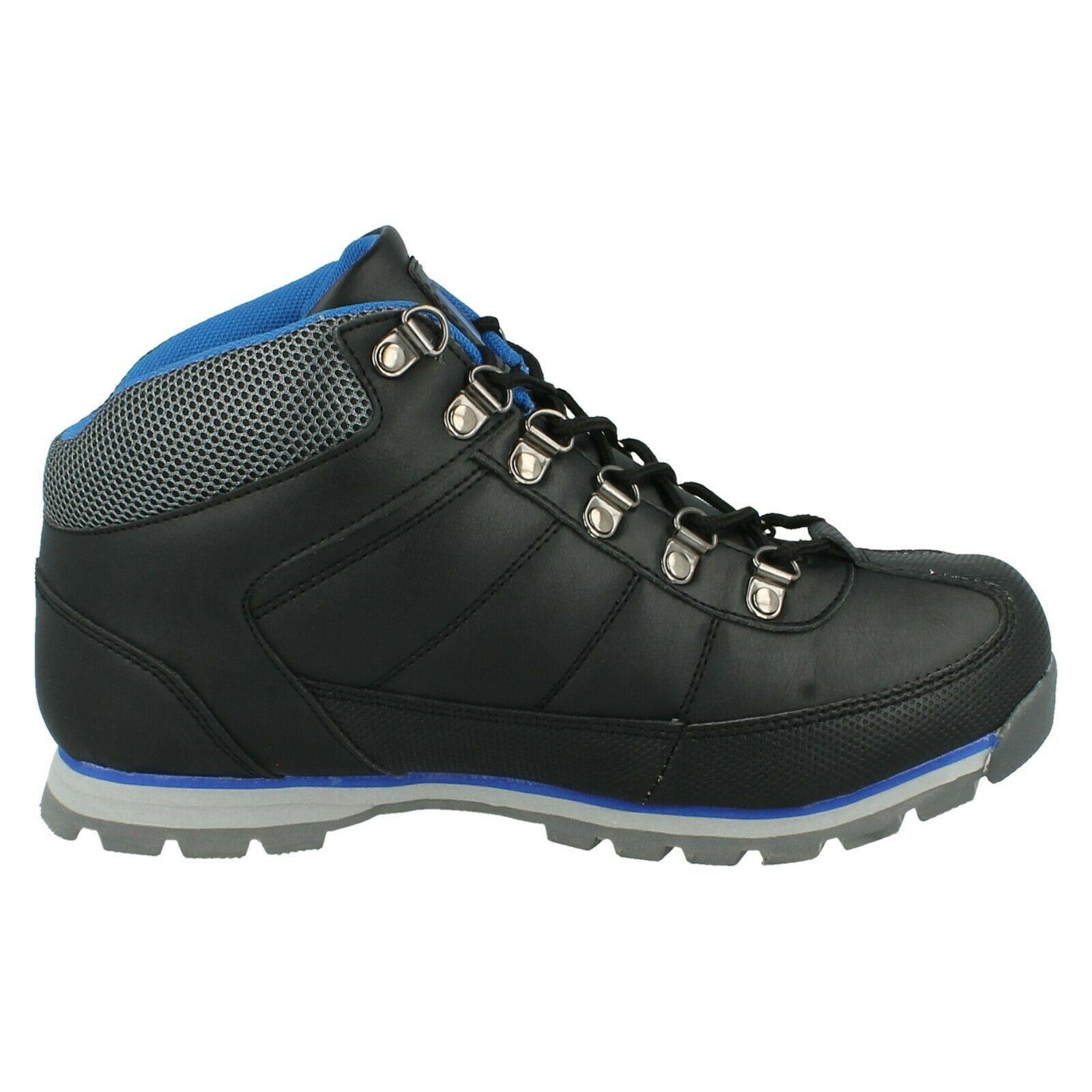 Henleys-unsunghero-Para-hombre-Botas-para-Caminar-Con-Cordones-Zapatos-De-Invierno-Al-Aire-Libre-7 miniatura 16