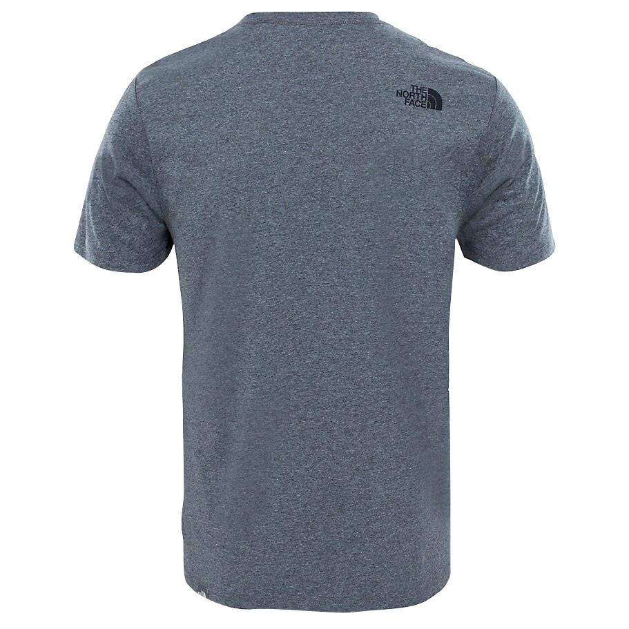 The-North-Face-Mens-TNF-Short-Sleeve-Tee-Cotton-T-Shirt-Crew-Neck-Top thumbnail 11
