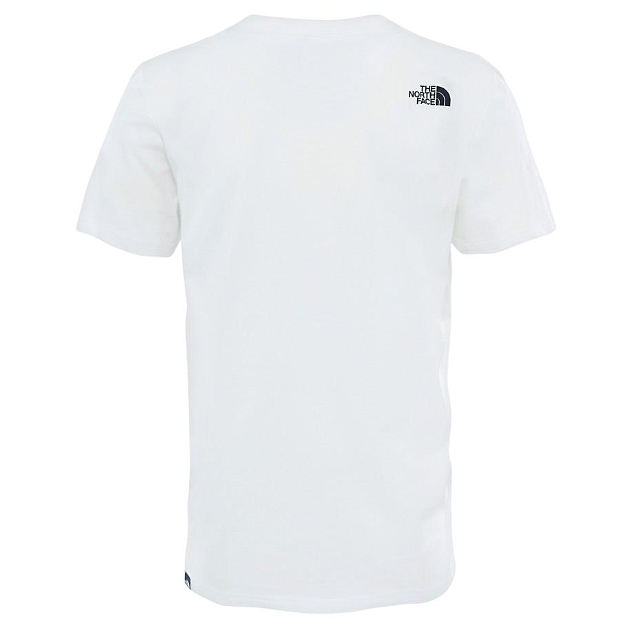 The-North-Face-Mens-TNF-Short-Sleeve-Tee-Cotton-T-Shirt-Crew-Neck-Top thumbnail 19