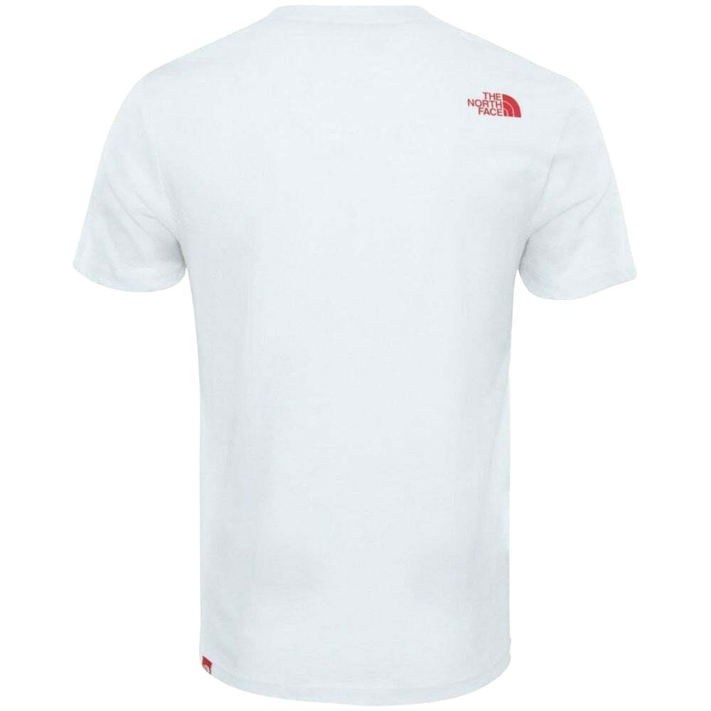 The-North-Face-Mens-TNF-Short-Sleeve-Tee-Cotton-T-Shirt-Crew-Neck-Top thumbnail 27