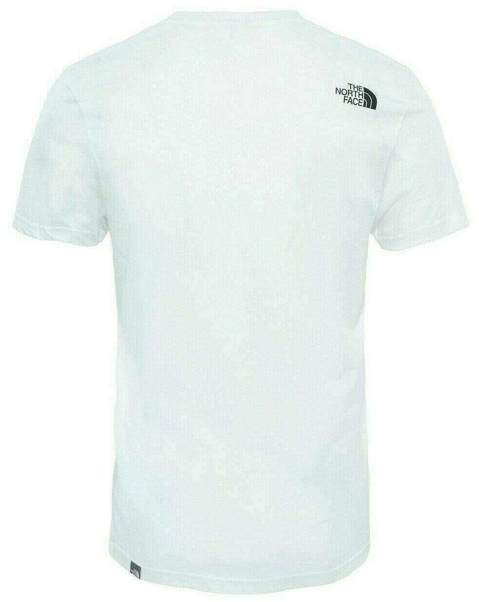 The-North-Face-Mens-TNF-Short-Sleeve-Tee-Cotton-T-Shirt-Crew-Neck-Top thumbnail 9