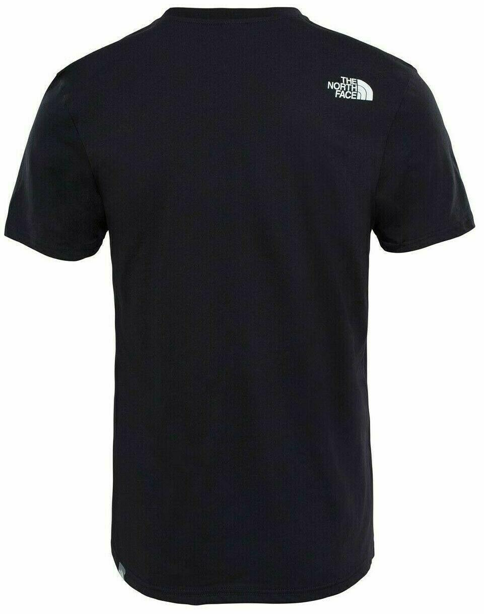 The-North-Face-Mens-TNF-Short-Sleeve-Tee-Cotton-T-Shirt-Crew-Neck-Top thumbnail 3