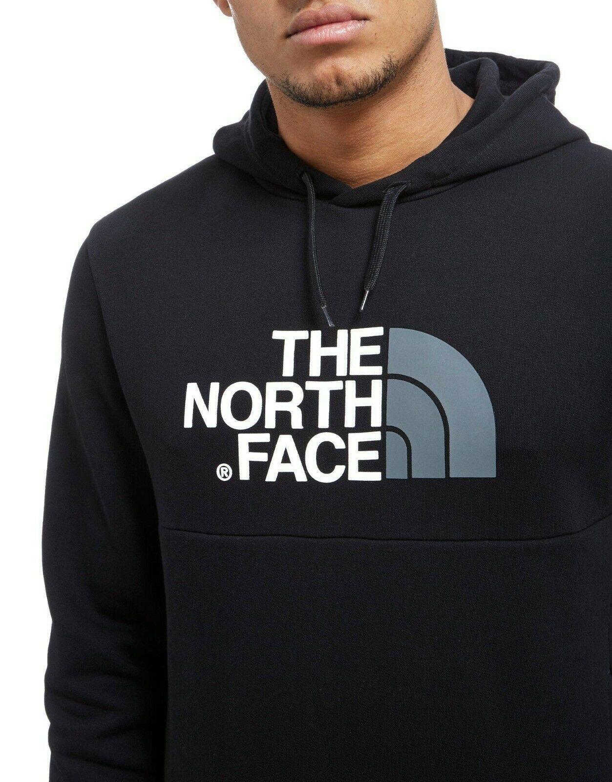 miniatura 3 - THE North Face Da Uomo Completo Tuta Da Ginnastica TNF Felpa con cappuccio Con cappuccio Felpa Pantaloni sportivi Bottoms