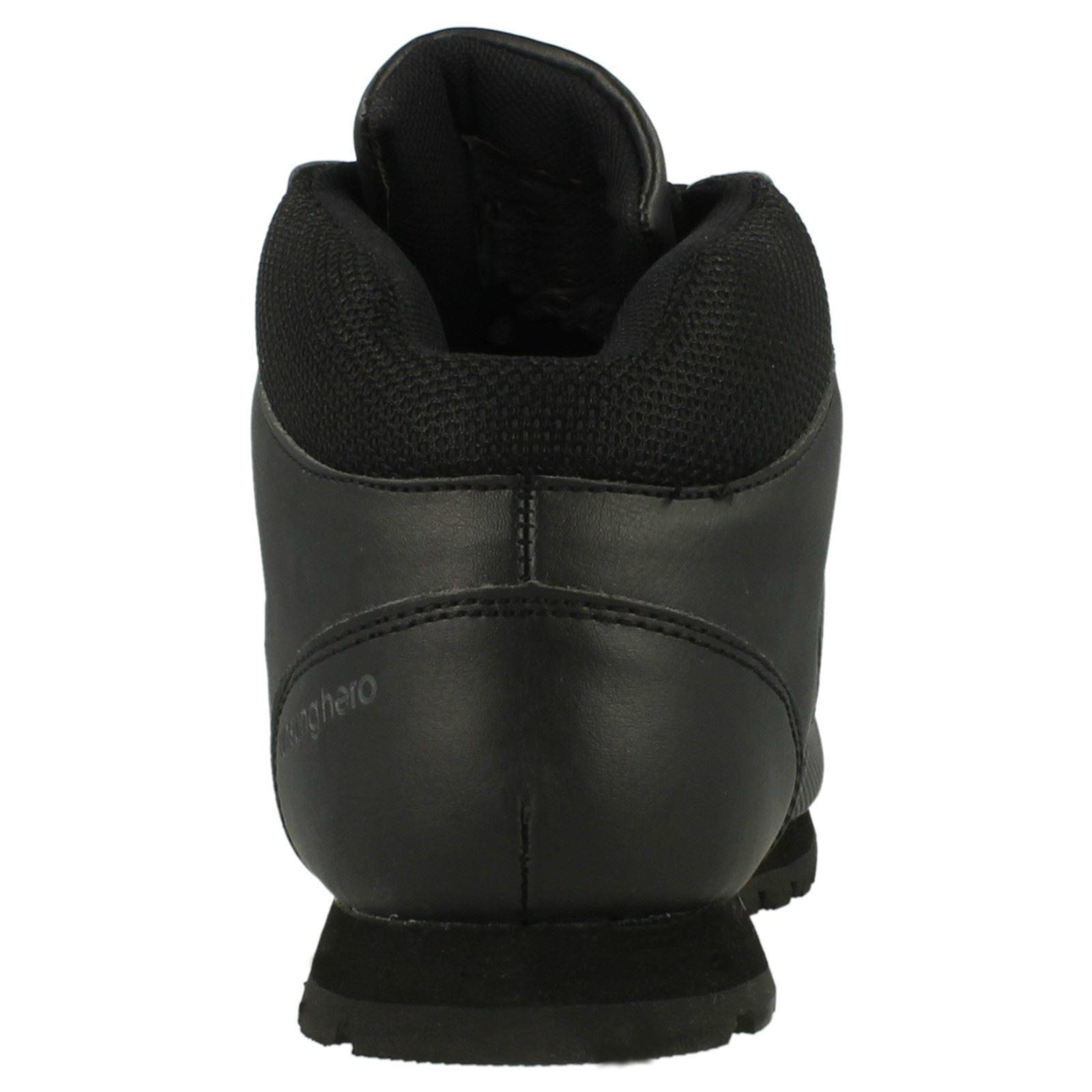 Henleys-unsunghero-Para-hombre-Botas-para-Caminar-Con-Cordones-Zapatos-De-Invierno-Al-Aire-Libre-7 miniatura 12