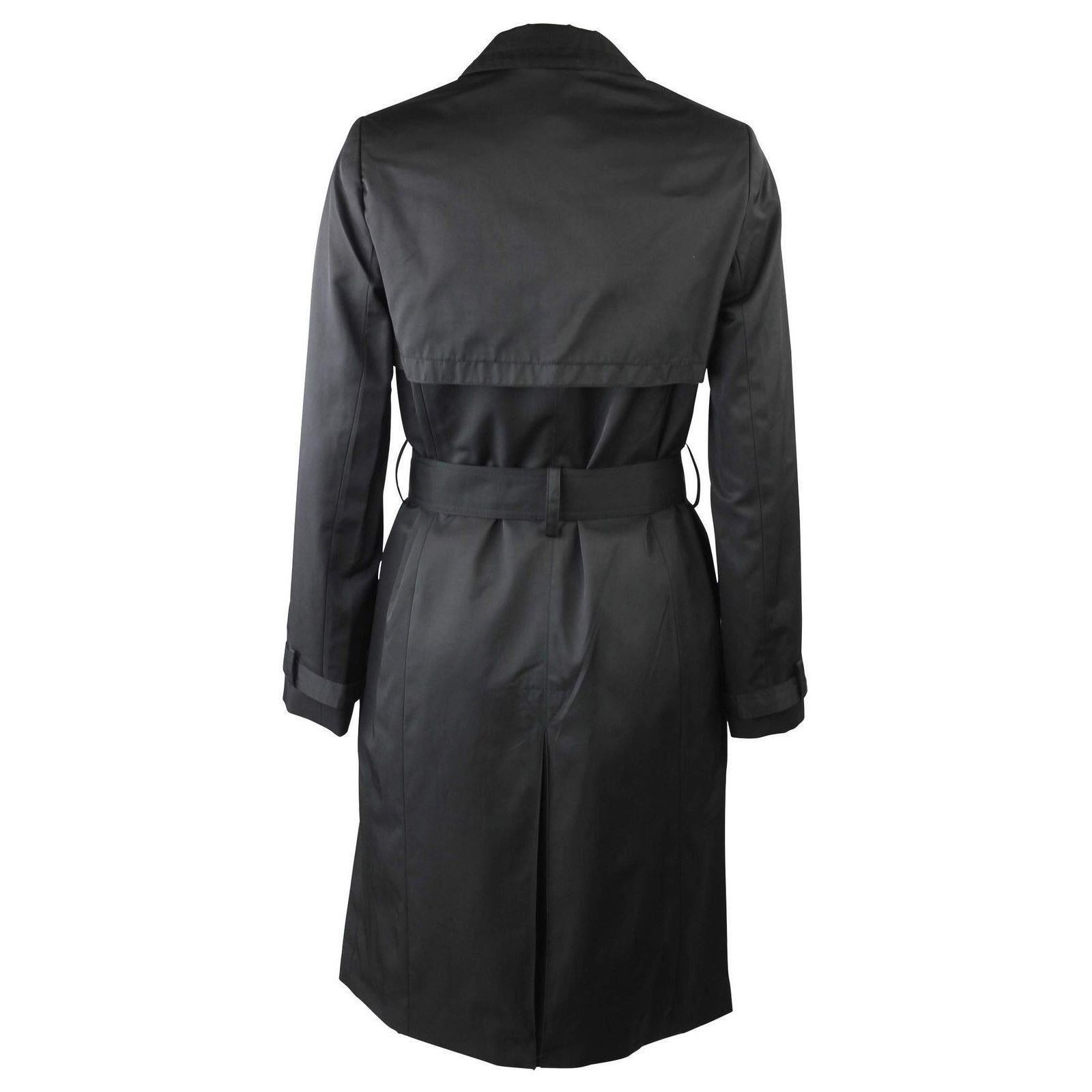 Ex Debenhams The Collection Long Mac Trench Coat Jacket ...