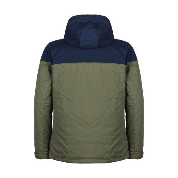 mens adidas neo parka cb jacket padded navy blue khaki. Black Bedroom Furniture Sets. Home Design Ideas