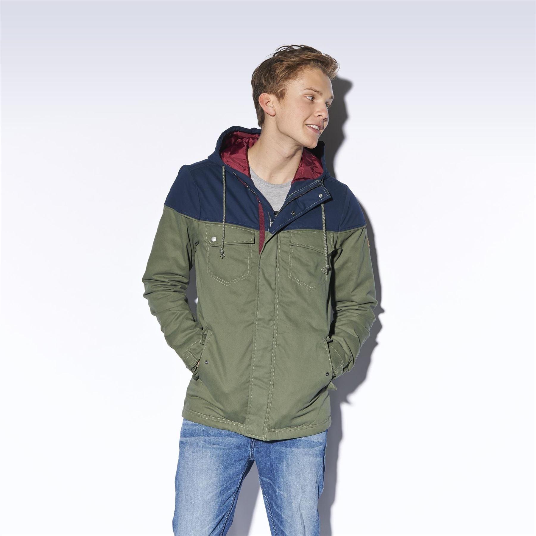 Mens Adidas Neo Parka CB Jacket Padded Navy Blue/Khaki Coat XS ...