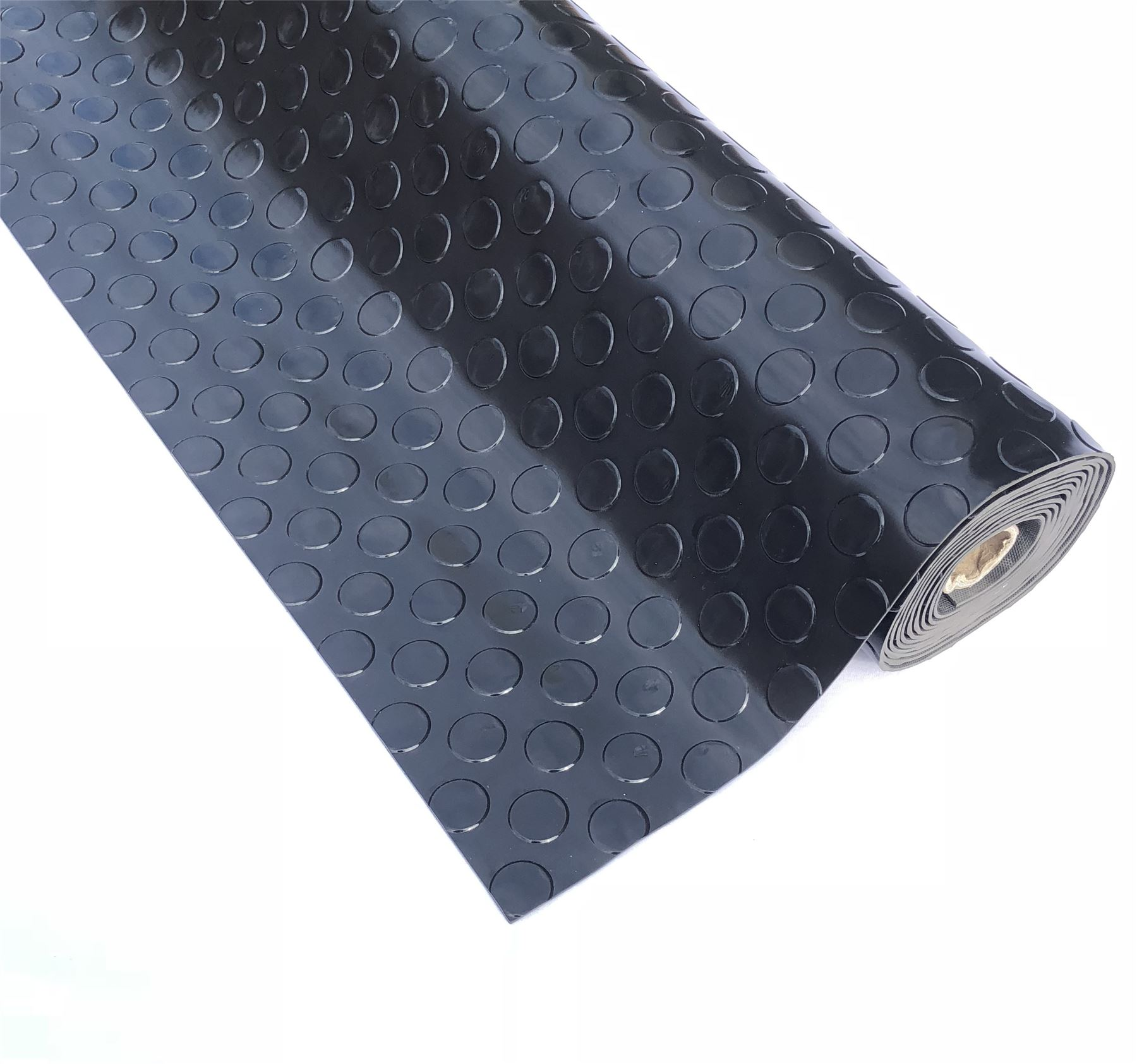 Pvc Flooring Garage Sheeting Matting Rolls 1m Wide No