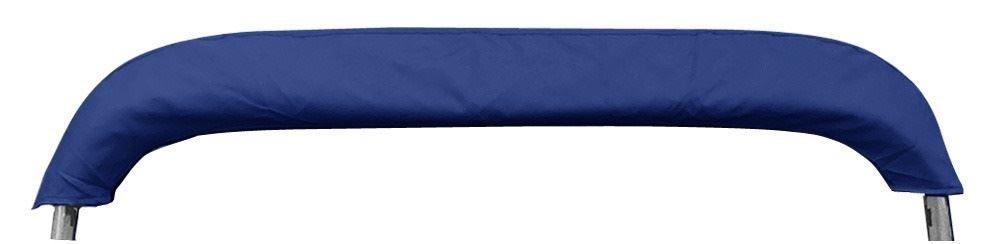 Bimini-Top-Boat-Cover-36-034-High-3-Bow-6-039-ft-L-x-79-034-84-034-W-NAVY-BLUE thumbnail 5