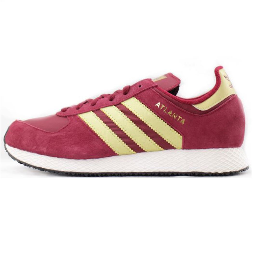 pretty nice 723b7 8a9f4 Details about adidas Originals Atlanta Mens Trainers Shoes CQ1878 Size 9 to  11UK
