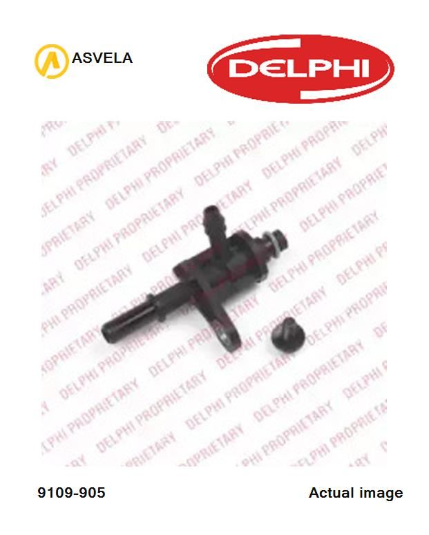 Pressure Control Valve Common Rail System For Ssangyong