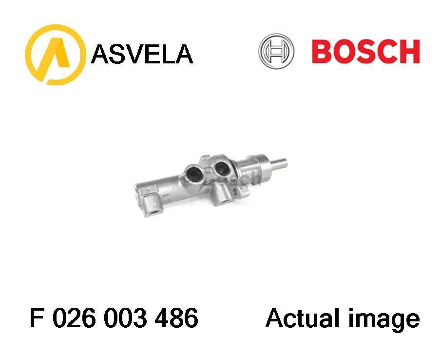 Bosch f026003486/Ma/ître-cylindre