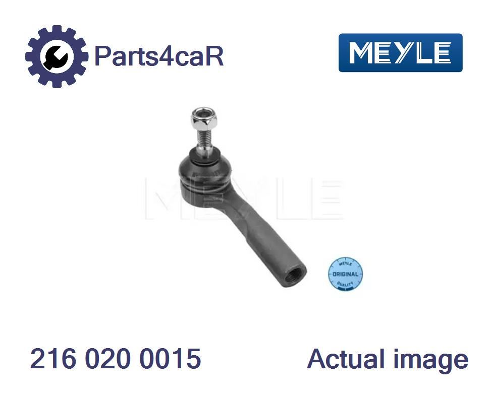 E Tie OPEL CORSA D Track Rod End Left Outer 2006 on Joint KeyParts 77364568