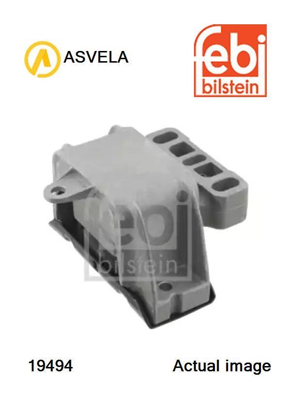 Skoda Octavia 1U2 1.9 TDI Variant1 Genuine Febi Oil Cooler Seal Ring