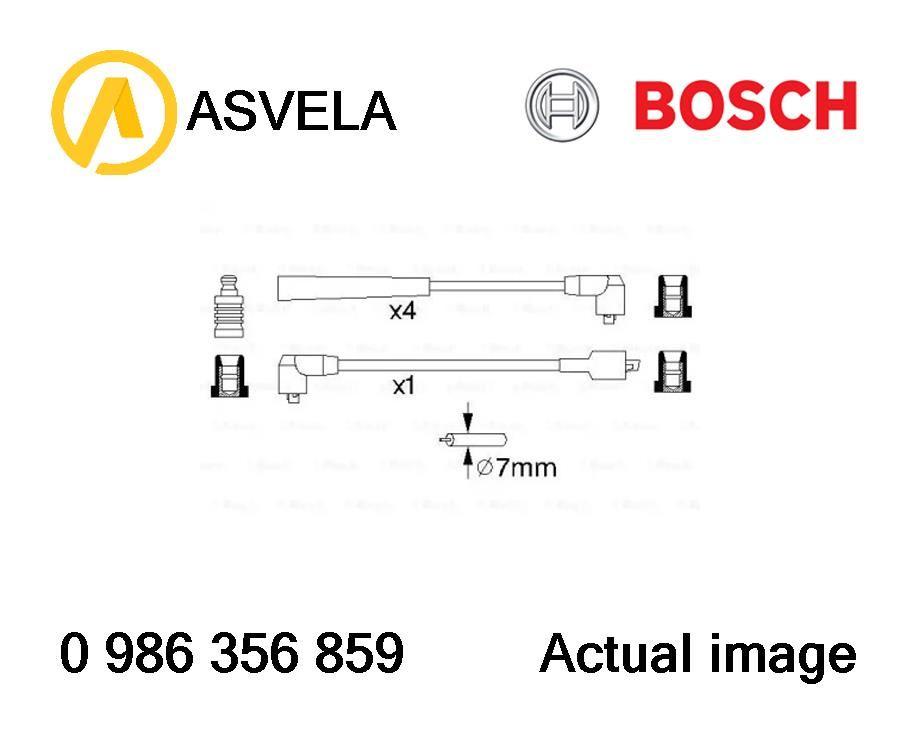 Ignition Cable Kit For Mazda 323 Iii Station Wagon Bw B6e B65m B6 323 S Iv Bg B3