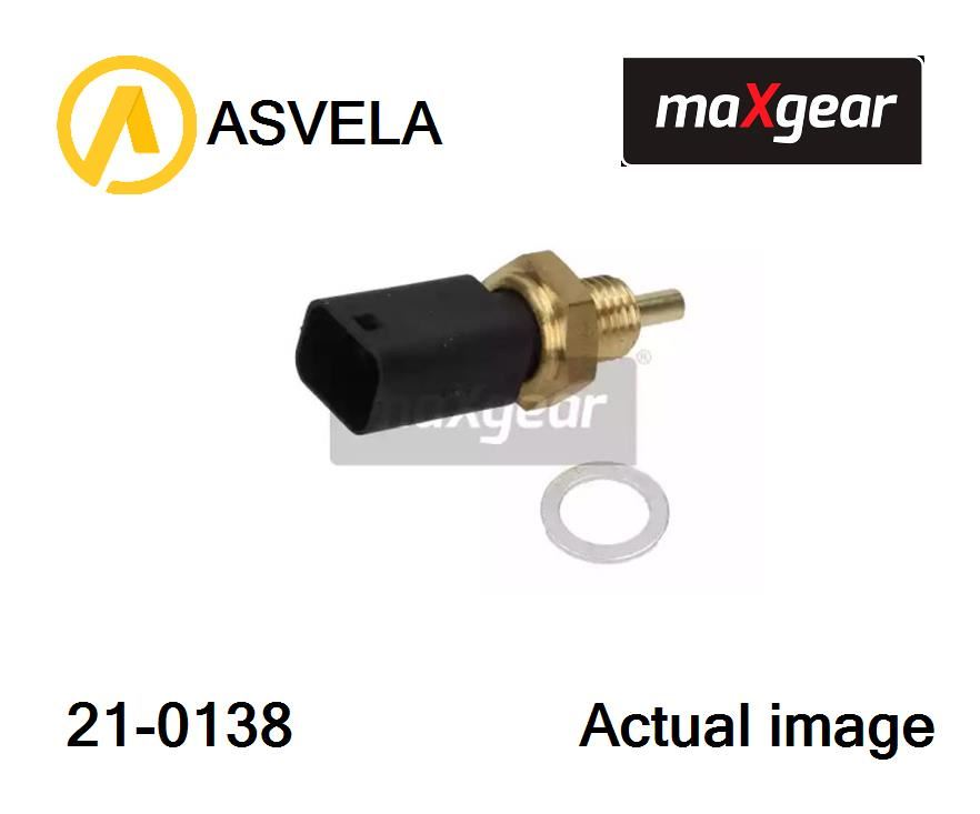 Klaxcar France 1633724Z Coolant Temperature Sensor