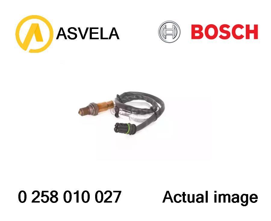 BOSCH Lambdasonde 0258006546 für OPEL SAAB
