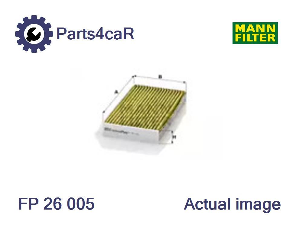 IPS PART j|icf-3/C69/Pollen Filter