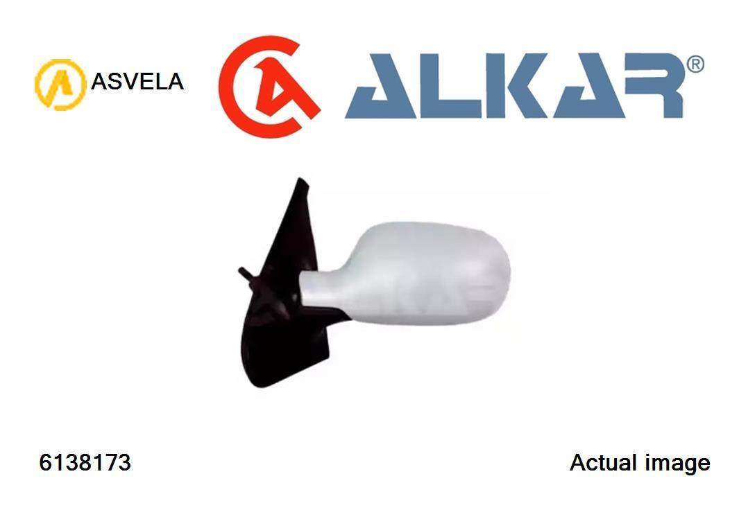 Alkar 6342164 Primed Mirror Housing