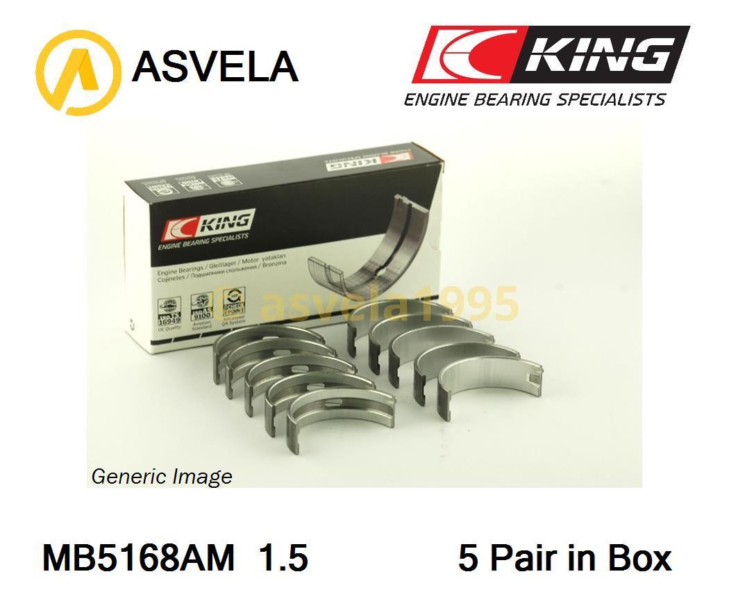 Main Shell Bearings 0.5mm for HONDA,CIVIC I Hatchback,CIVIC I Saloon,ACCORD II