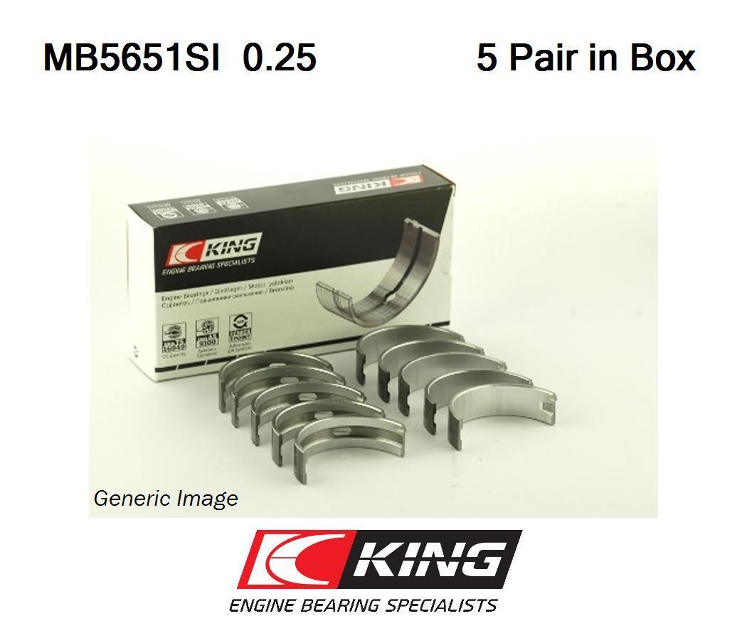0.75mm for KIA,HYUNDAI,SORENTO I,K2500,H-1 Travel,D4CB ConRod BigEnd Bearings