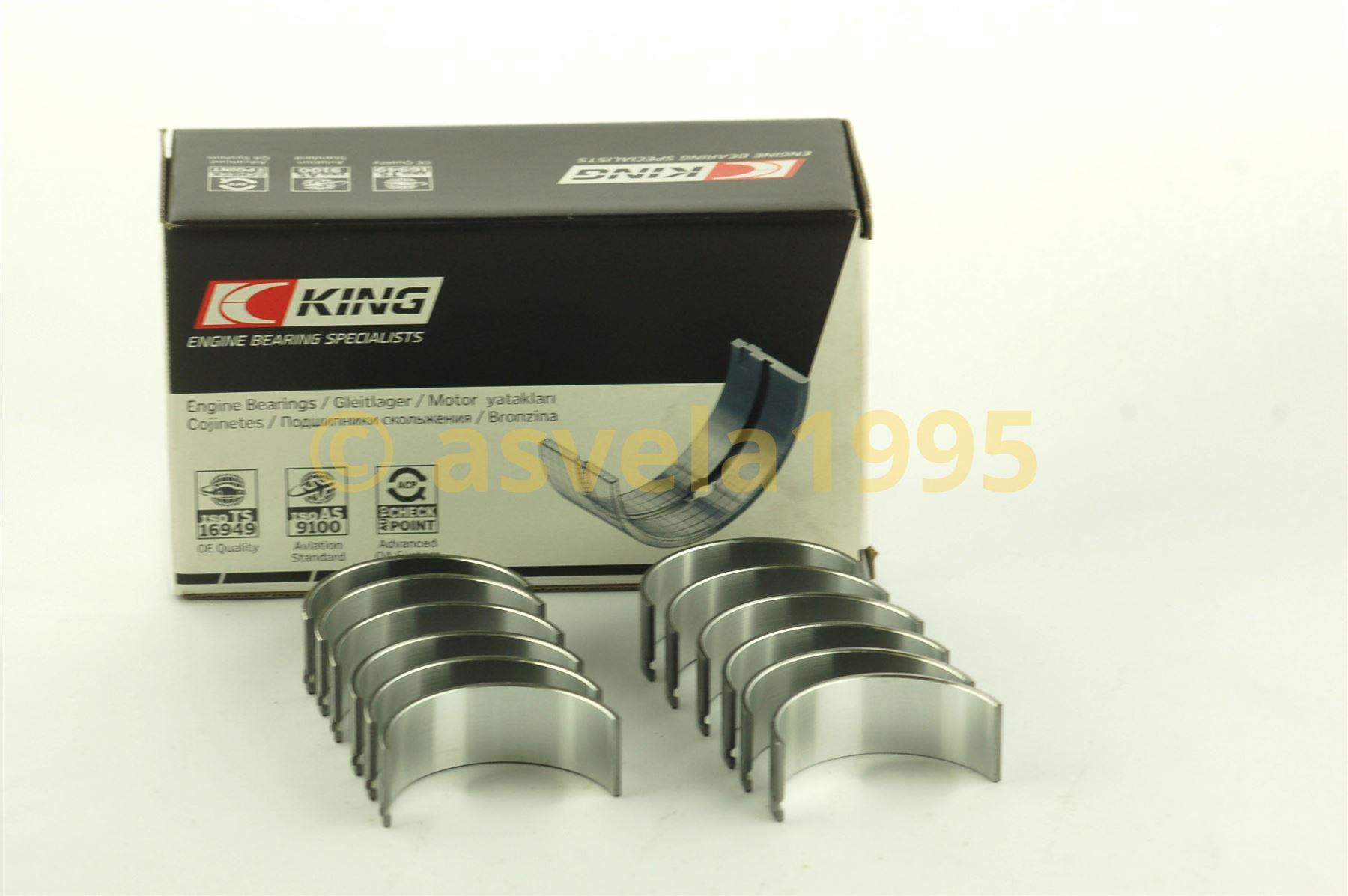 Mitsubishi 3.5 3.8 V6 24V 6G74 6G75 Pajero L200 Eclipse ConRod Bearings STD