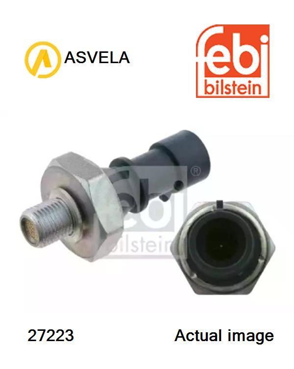 OPEL CORSA C 1.4 Oil Pressure Switch 03 to 09 Z14XEP Firstline 1252555 1252573