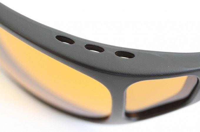 Indexbild 9 - Fortis Eyewear Wraps Polarised Switch Bifical Fishing Sunglasses