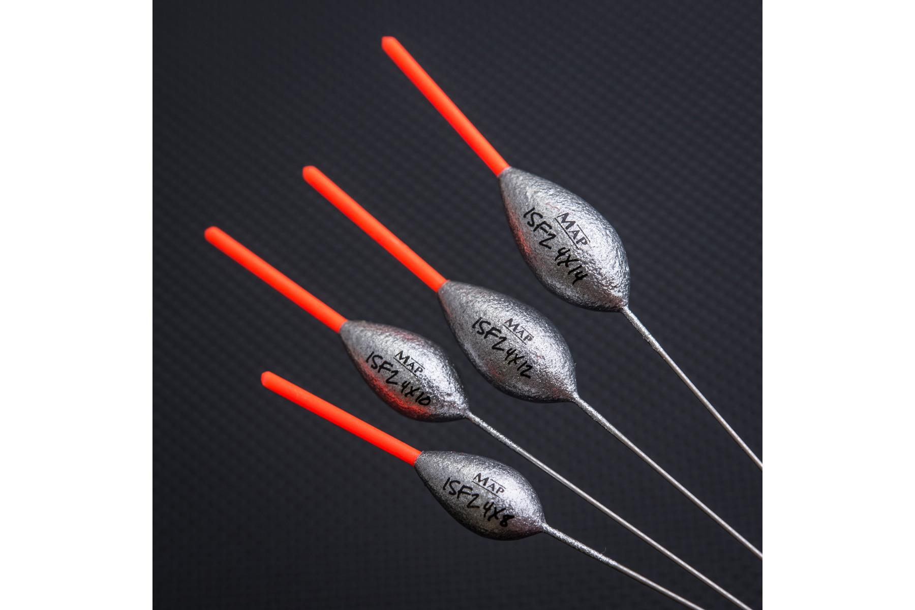 Indexbild 18 - MAP Foam Body Pole Floats x5 / Pole Fishing